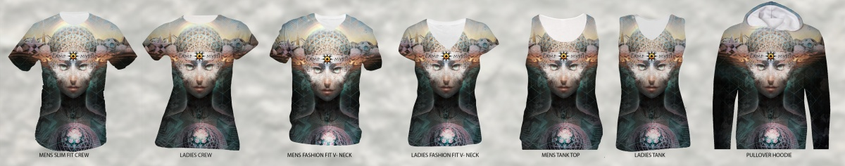 Camp Mystic Visionary Art T-shirts, Tank Tops, and Hoodies
