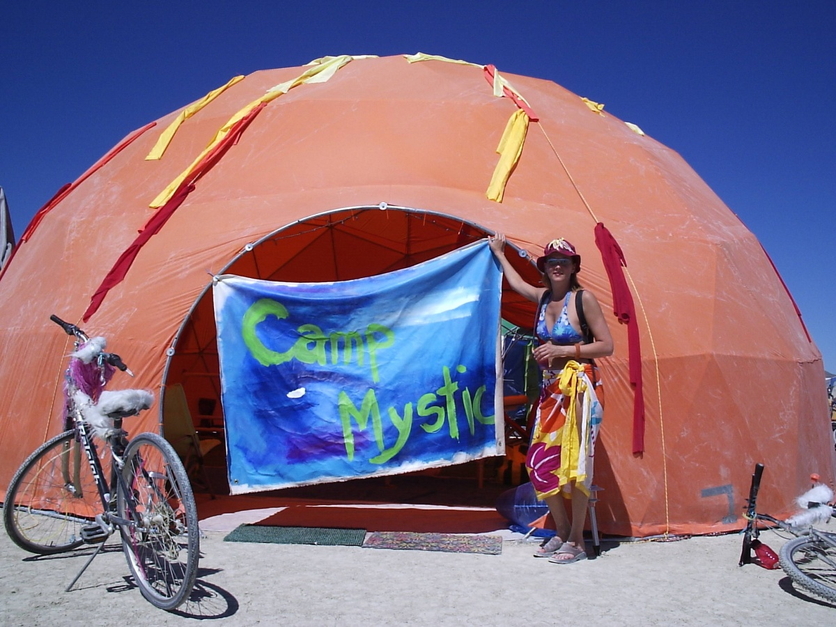 Camp Mystic Dome