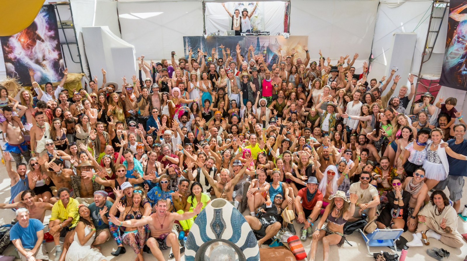 Camp Mystic Group Shot 2019
